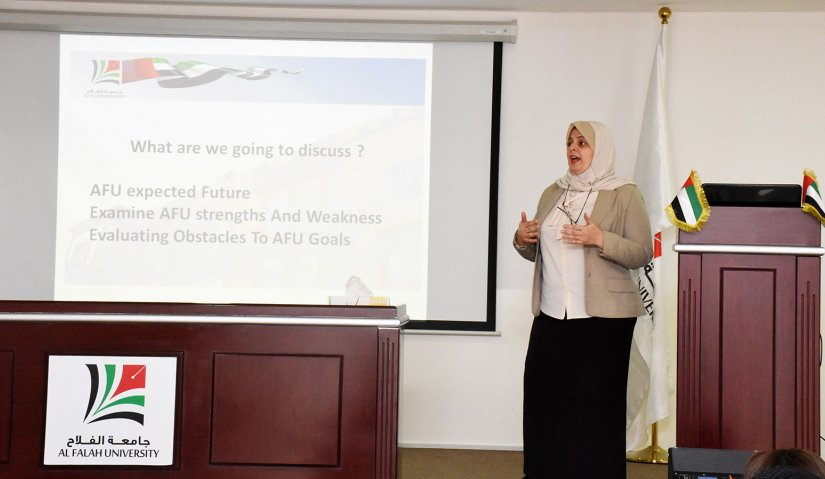 Reflections on First Academic Semester at Al Falah University A SWOT Analysis