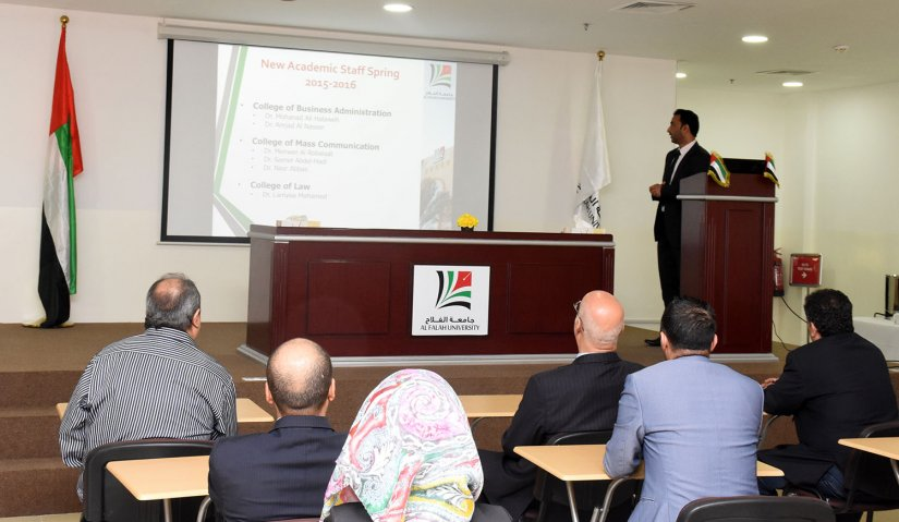 Al Falah University Prepares for the New Academic Year