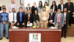 Al Falah University Organizes a Workshop on Business Writing