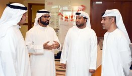 Students of College of Law visit Dubai Judicial Institute