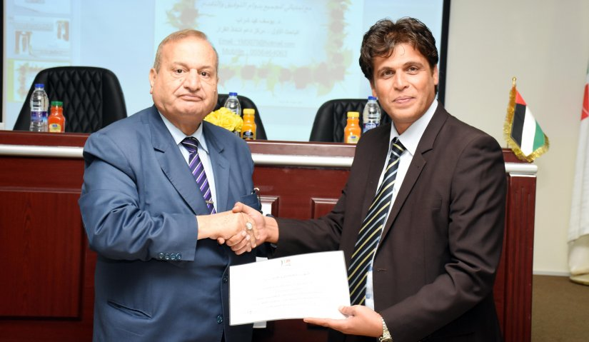 "Al Falah University honors participants for the ""Arabic Reading Week"