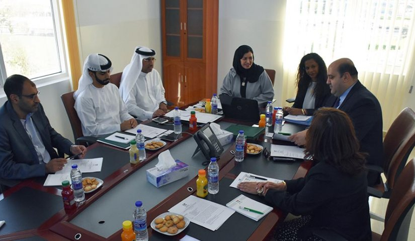 Advisory Board Meeting of College of Business Administration at Al Falah University