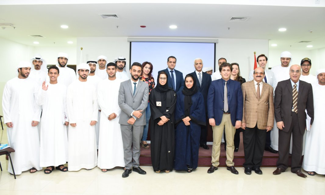 Al Falah University and Dubai Media Incorporated Organized a Workshop on  New Media Technology