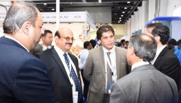 Al Falah University's Second Participation to the NAJAH Exhibition