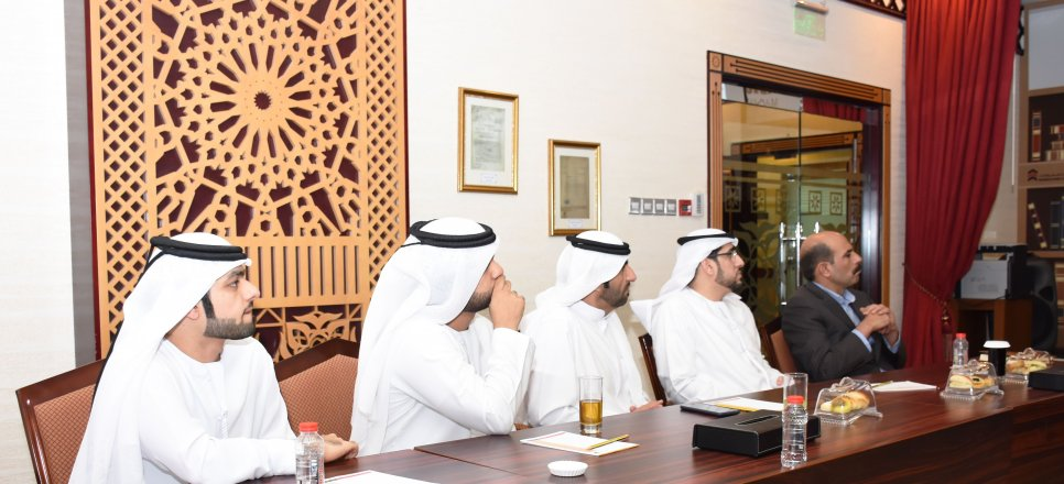 College of Law Students from Al Falah University Visit Dubai Courts