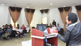 Workshop by Al Falah University and INJAZ UAE