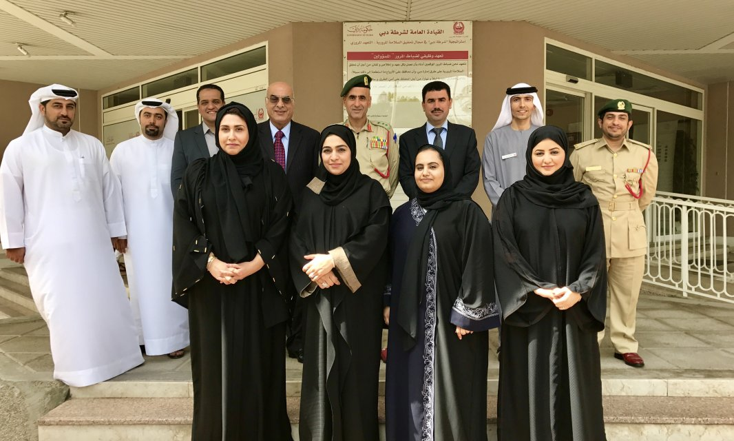Scientific Research for Students of Al Falah University on Traffic Safety