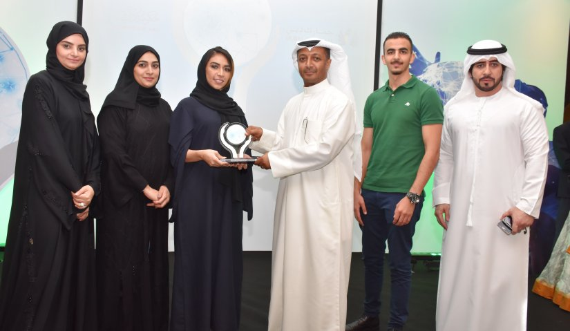 Al Falah University Won Intellectual Property Award