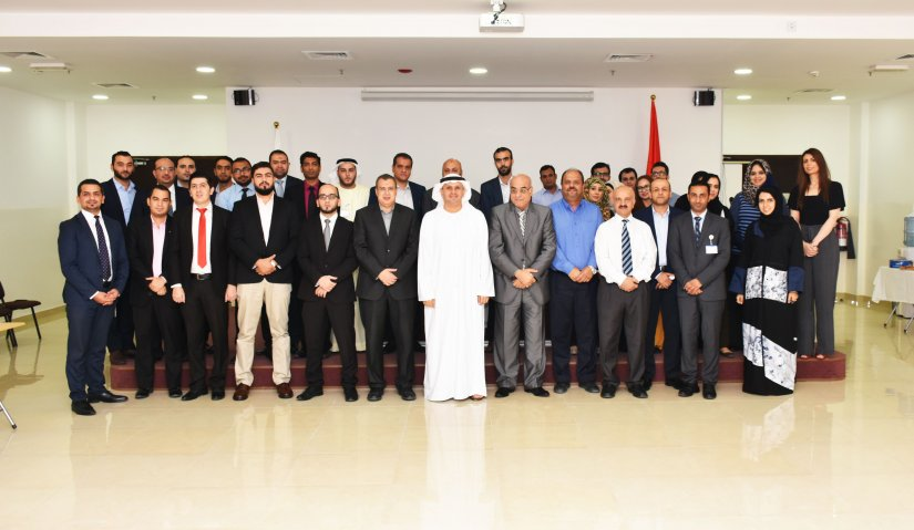 Al Falah University Staff Exchange Eid Greetings