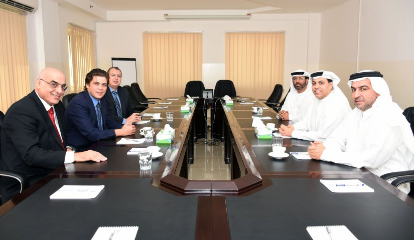 Dubai Culture and Arts Authority Visits Al Falah University