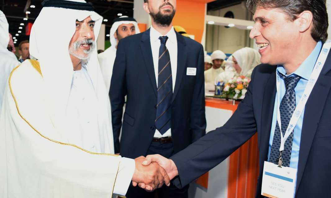 NAJAH Abu Dhabi Education Fair 2017