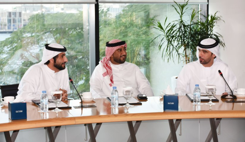 College of Law Students from AFU Visits Dubai International Arbitration Center