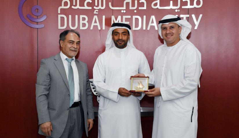 Cooperative Partnership with Dubai Media City