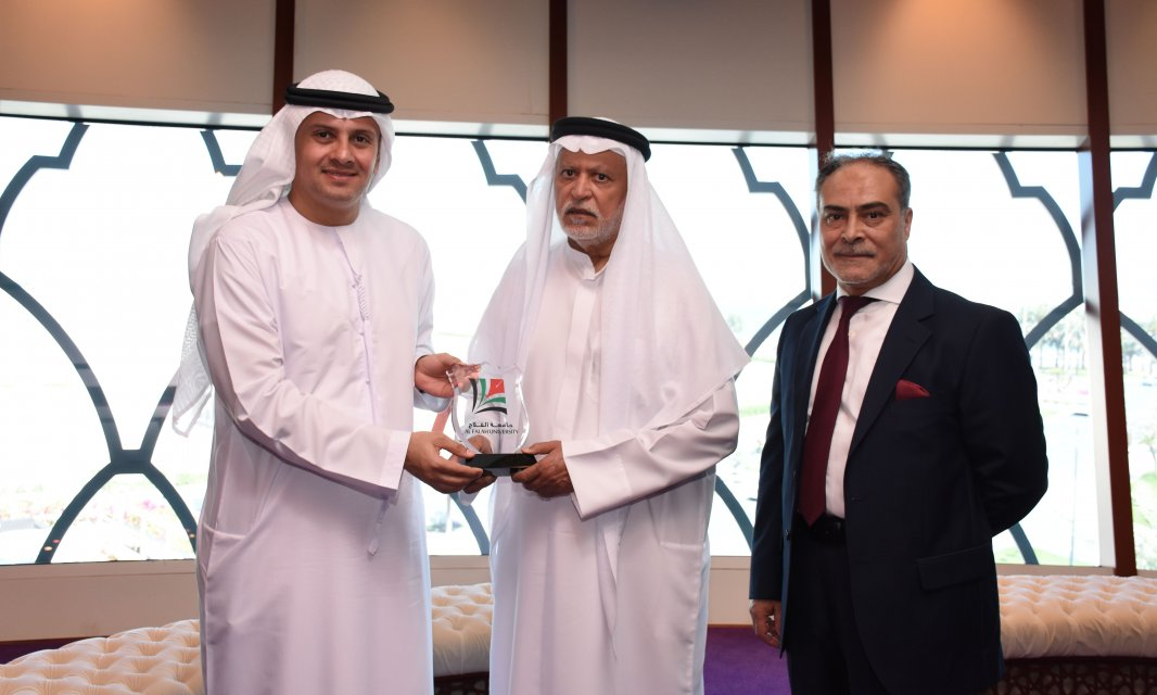 AFU Visits the Headquarters of the Dubai International Holy Quran Award