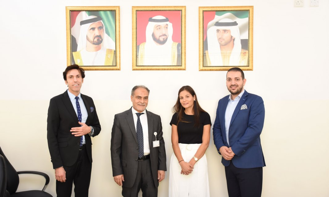 INJAZ Emirates Foundation to Venture into a Partnership with Al Falah University