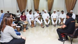 Musical Day at Al Falah University