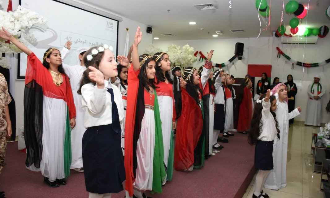 Al Falah University celebrates National Day