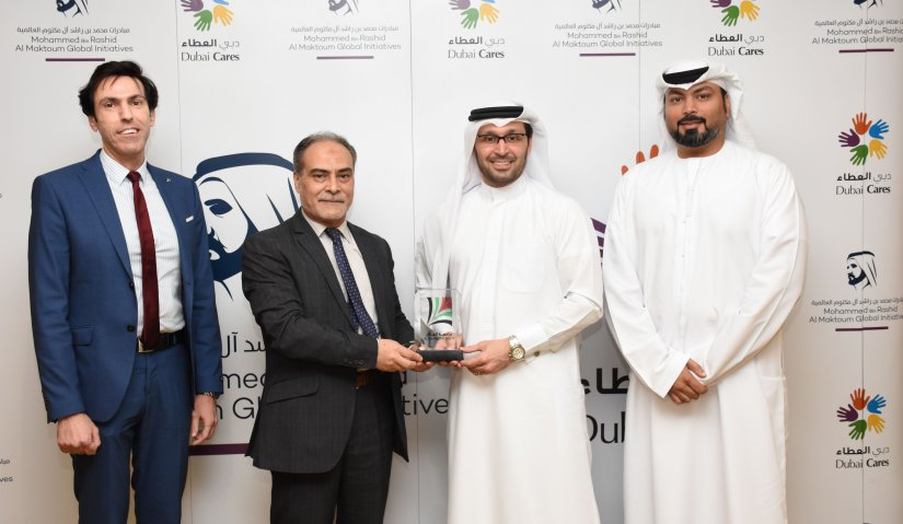 Al Falah University Visits Dubai Cares