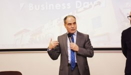 Business Day at Al Falah University