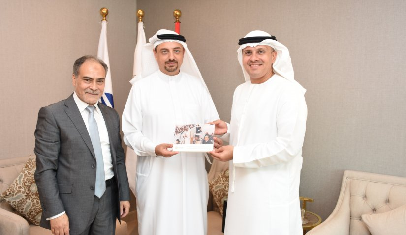 AFU visits Expo 2020 Office to discuss ways of cooperation and participation in the global event