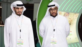 Al Falah University students visit WETEX 2019