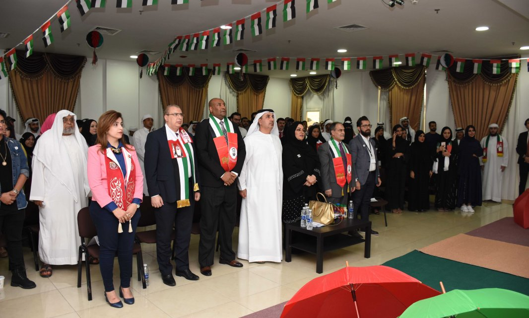 Al Falah University Celebrates 48th UAE National Day
