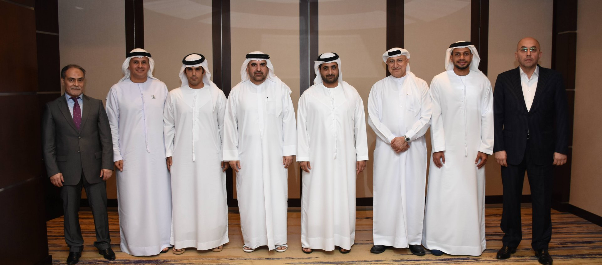 Al Falah University Board of Trustees Held its First Meeting for the Academic Year 2019-2020 Headed by Sheikh Juma Bin Maktoum Al Maktoum