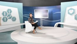 AFU Mass Communication students visit TV Orient Training Center